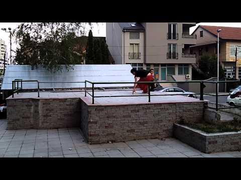 Ace Beyond - Summer 2013 Parkour Footage