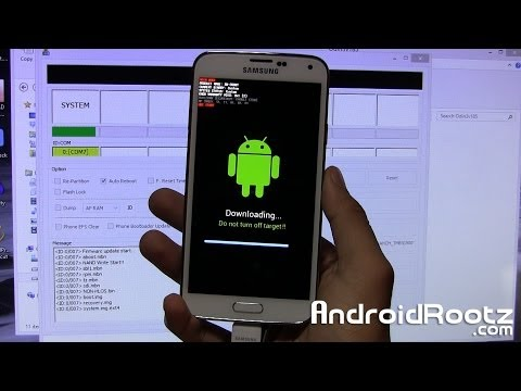 How to Unroot Galaxy S5!   Complete Stock   Unbrick