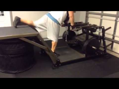 Maximum Weight one rep Push-Up