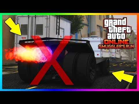 WARNING!!! - DO NOT BUY THESE NEW VEHICLES & ITEMS IN GTA ONLINE!!! (GTA 5 DLC SMUGGLER'S RUN)