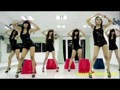 Học Nhảy Sexydance Cover Dance For You Beyonce - Saigonbellydance video