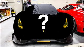 THE NEXT WIDEBODY FERRARI FOR DDE!