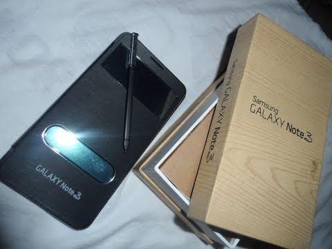 Samsung Galaxy Note3 korea review