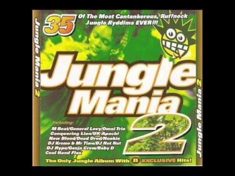Jungle Mania 2 CD 2 Unmixed (1994)