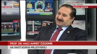Dünya Engelliler Günü'ne Dair Hacı Ahmet Özdemir'in Değerlendirmeleri - Dünya Bülteni - TRT Avaz