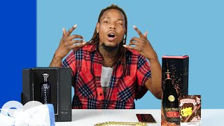 10 Things Fetty Wap Can't Live Without | GQ