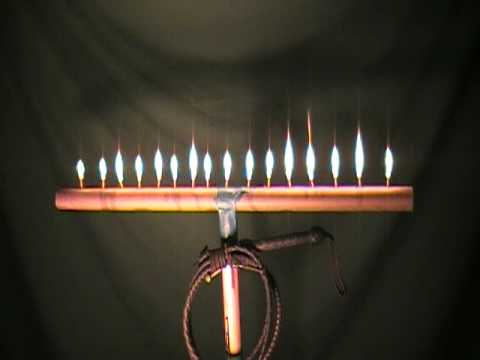 Tyler Burke: This might be a world record 16 candles 1 arrow