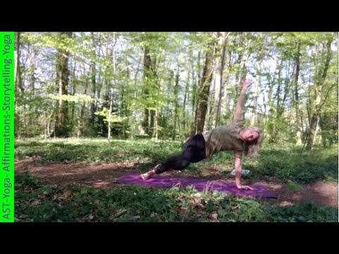 AST Yoga: Der Weg des Mannes, Kraft und Gefühl