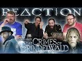 Fantastic Beasts: The Crimes of Grindelwald - Official Teaser Trailer REACTION!! MP3