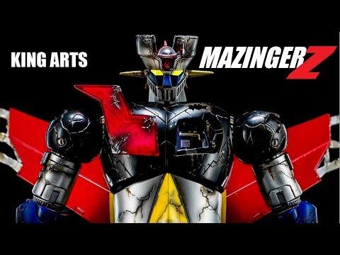 King Arts DFS065 1/9 Scale Mazinger Z Robot Figure