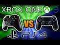 Xbox One vs PS4 Specs - Xbox One Gameplay! New Microsoft & Sony Console! - (1080p HD)