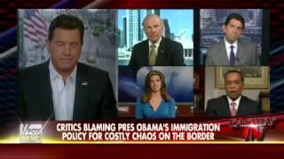Wave Of Illegal Immigrants Cross Into U.S.: Critics Blame Obama's Policies For Chaos On The Border