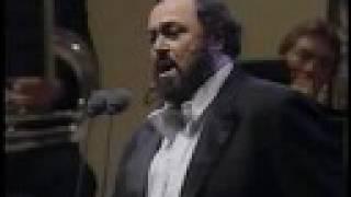 Pavarotti La Boheme 34 O Soave Fanciulla 34