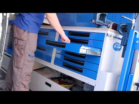 Crafter Volkswagen: Syncro System pour Scania