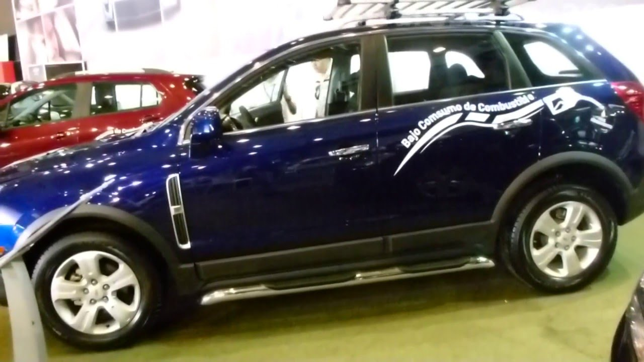 2014 Chevrolet Captiva 2014 video versión Colombia - YouTube