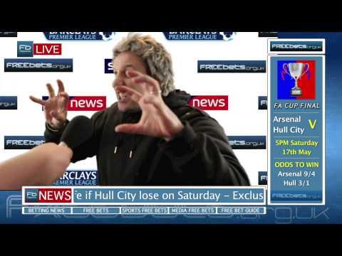 Steve Bruce (FA cup final) Paul Reid