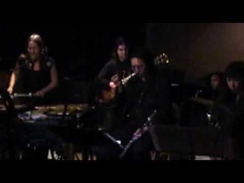 Ice Butt by Hiro Honshuku and the A-NO-NE Ensemble