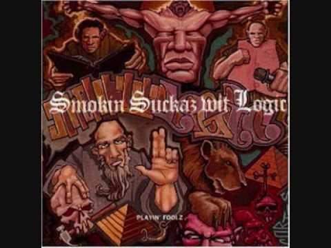 Smokin Suckaz Wit Logic - Gangsta Story