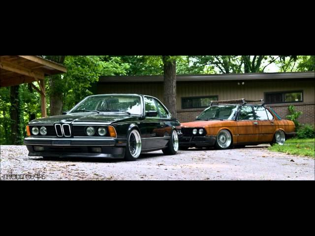 BMW 6-SERIES // E24 - YouTube