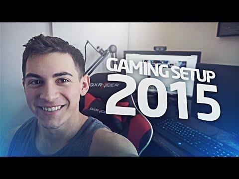 FaZe Censor's Gaming Setup 2015