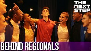 Behind the Scenes: REGIONALS - The Next Step 6