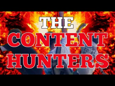 The Content Hunters | we're back