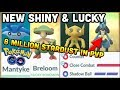Lagu NEW SHINY & LUCKY IN POKEMON GO  8 MILLION STARDUST IN PVP  2ND CHARGE MOVE FOR LUCARIO