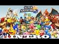 Super Smash Bros. for Wii U Intro