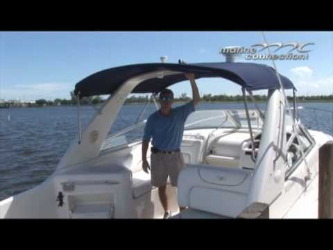 2002 Monterey 302 Cruiser by Marine Connection Boat Sales, WE EXPORT!
