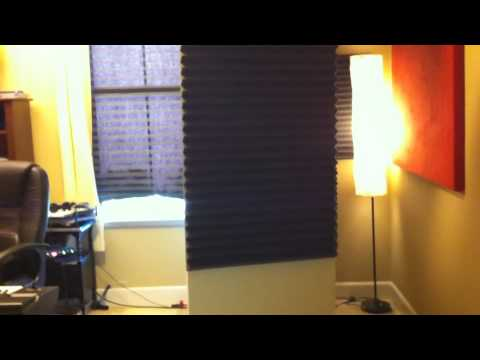 how to build a home recording booth