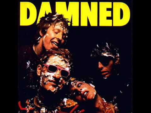 Damned - Video Nasty