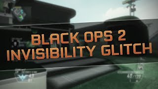 Black Ops 2 Glitch (New Call of Duty Glitch as of September 2014)
