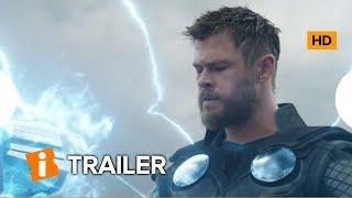 Vingadores:  Ultimato | Trailer 2 Legendado