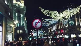 Oxford Street London 1st Dec 2018