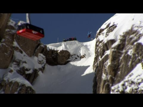 Behind The Scenes - Corbet s Couloir