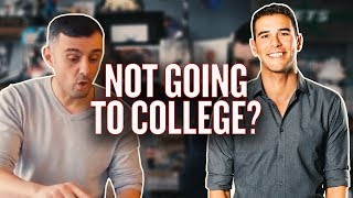 What to Do If You Don't Want to Go to College | #AskGaryVee with Adam Braun
