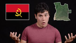 Geography Now! Angola