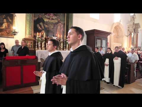 Lord, You Have Come To The Seashore - Vestition And First Profession video