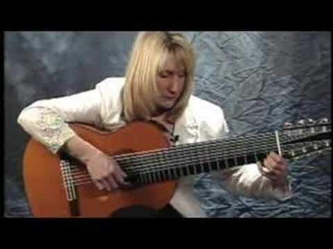 Janet Marlow Ten String Guitar