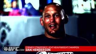 UFC 161: Dan Henderson Pre-Fight Interview