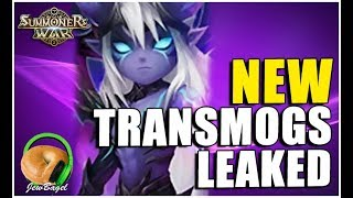 SUMMONERS WAR : NEW Transmogs Leaked (December 2017)