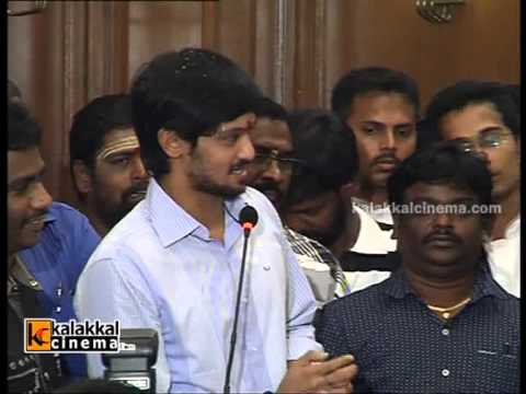 Nakul at Narathan Movie Launch