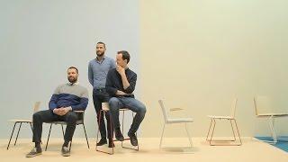 Designer tells: Osaka, Ideogram chair