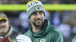 Aaron Rodgers Cleared to Return | Stadium