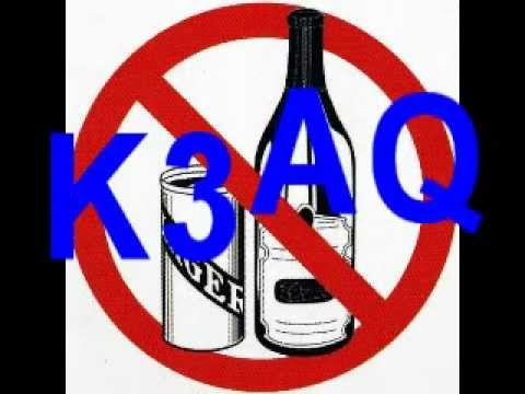 HAM RADIO FIGHT: K3AQ IN RARE FORM!!!