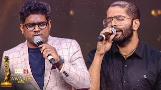 Yuvan & Govind Vasantha's Mesmerizing Performance – Galatta Debut Awards