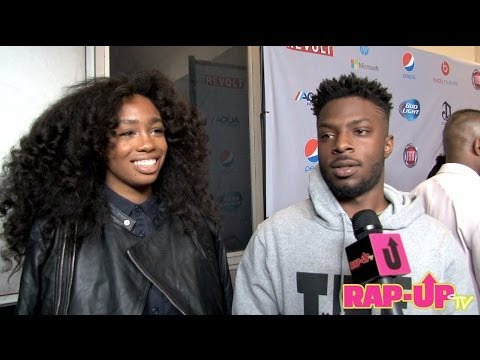 Tde's Sza And Isaiah Rashad