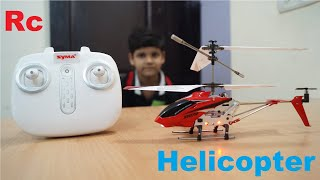 Kids Play with Rc Helicopter Unboxing & Testing For Kids