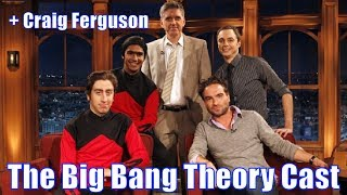 The Big Bang Theory - Full Episode - The Late Late Show With Craig Ferguson [240p]