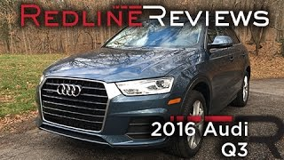 2016 Audi Q3 – Redline: Review